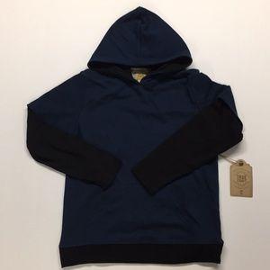 Youth Boy's True Craft Knit Top - Navy Blue